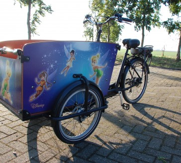 Babboe 3 wieler met ebike ombouwset R-A-T Holland