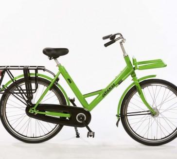 Azor oerdegelijke fietsen, transportfiets, postfiets